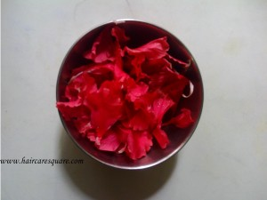 Diy Hibiscus Hair Oil