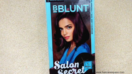 BBlunt Salon Secret High Shine Creme Hair Color Review (Mini Pack)!