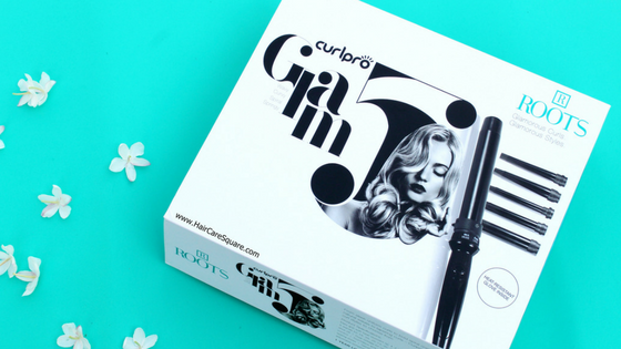 Roots Curl Pro 501 multi tong curler Review