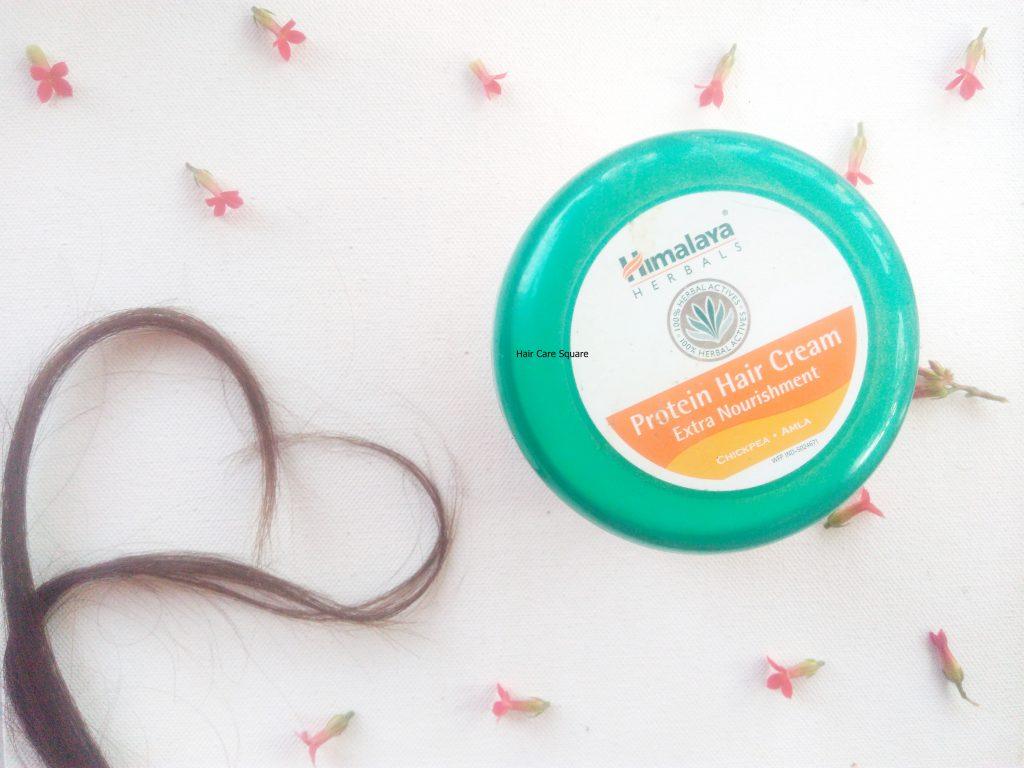 himalaya herbals proetin hair cream review