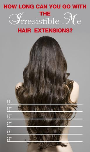 irresisitble me hair extensions review