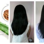 Diy Hair Mask for Frizzy Hair using Fenugreek and Aloe Vera !!!