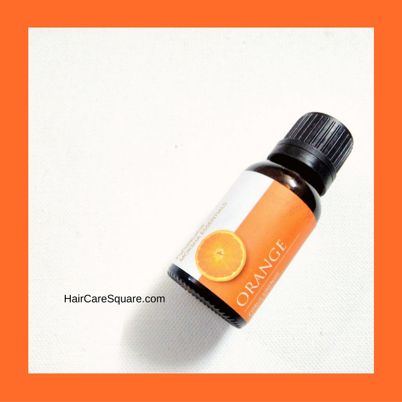 moksha essential oil orange