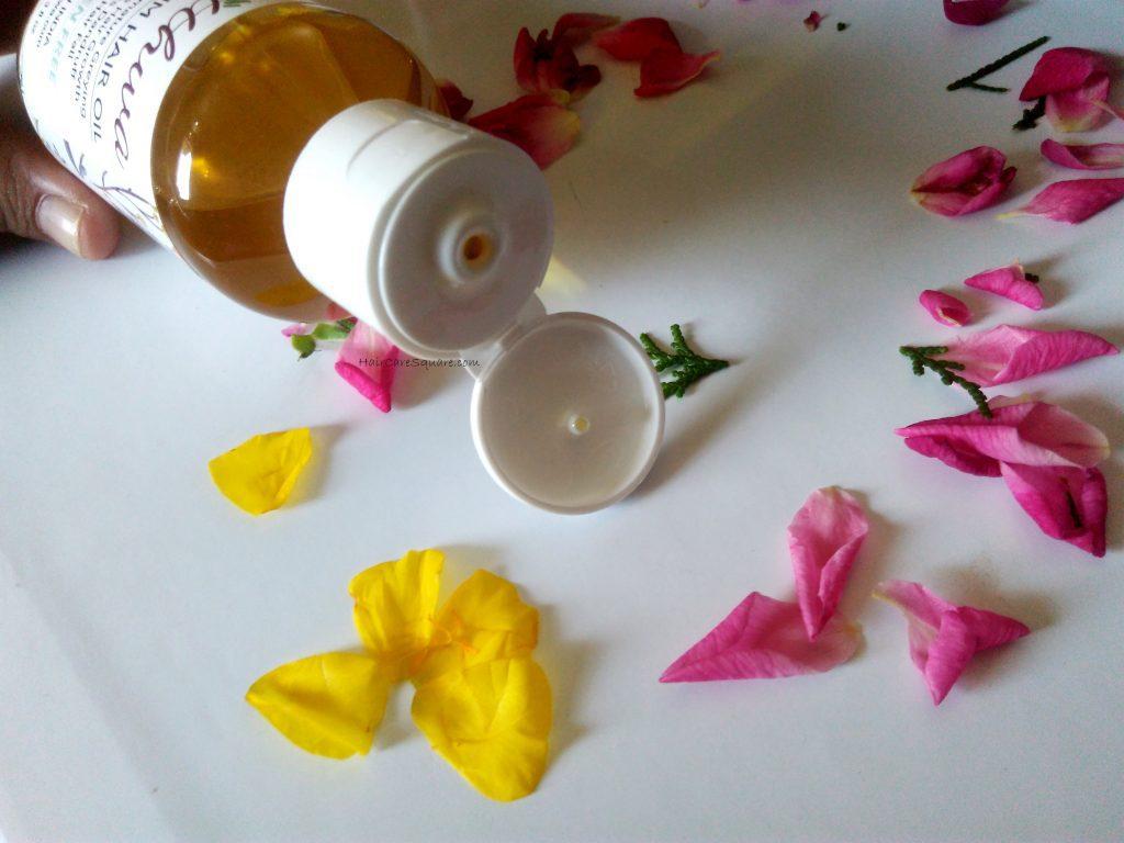 satthwa premium hair oil review