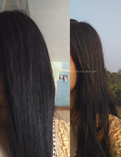 Bblunt Salon Secret hair color review
