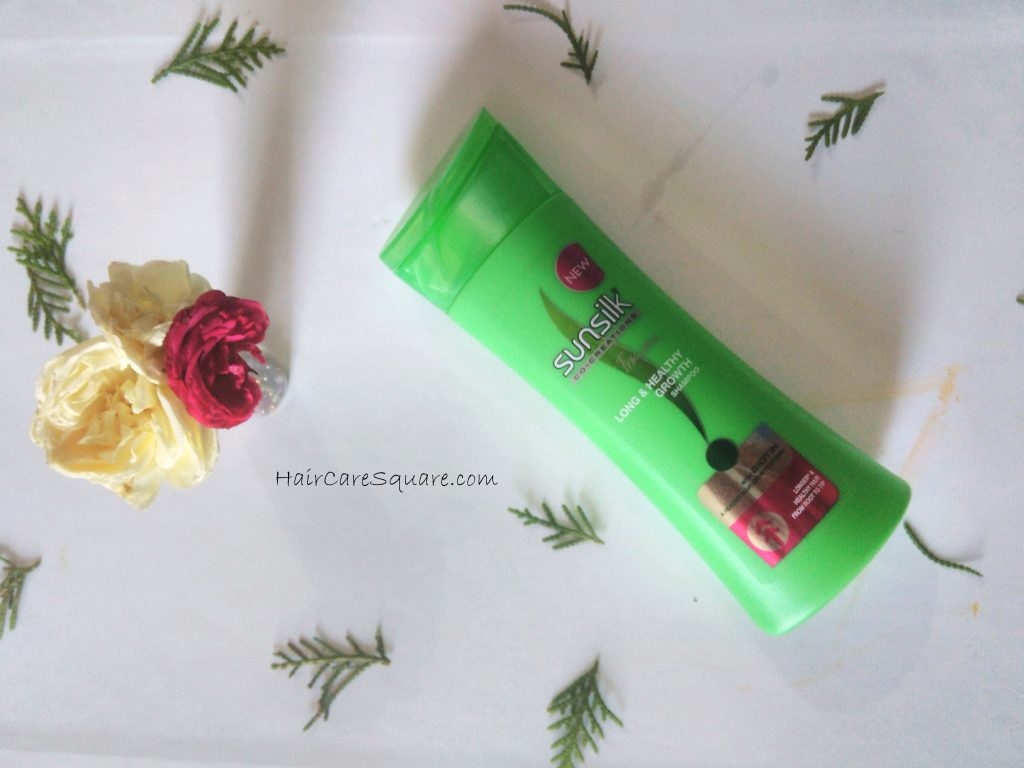 sunsilk long and healthy growth shampoo review