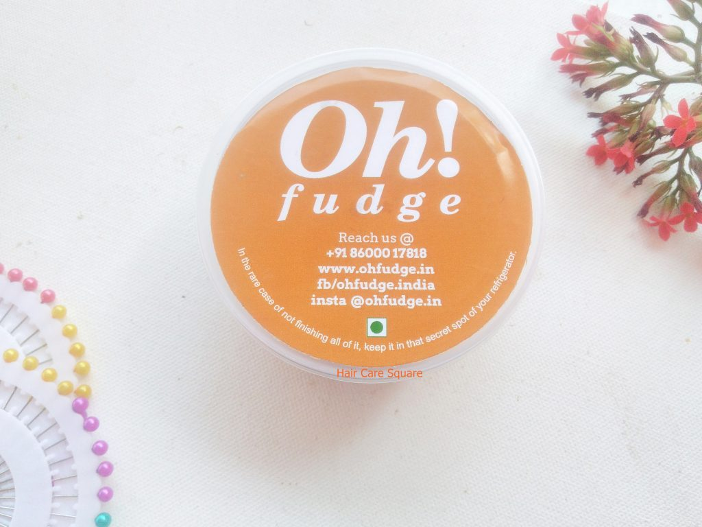 oh fudge from qtrove haul and coupon code