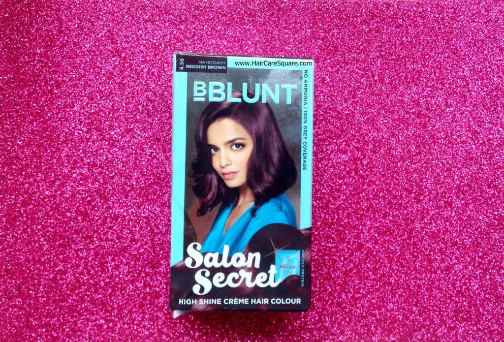 BBlunt Salon Secret High Shine Creme Hair Color Review (Mini Pack)!
