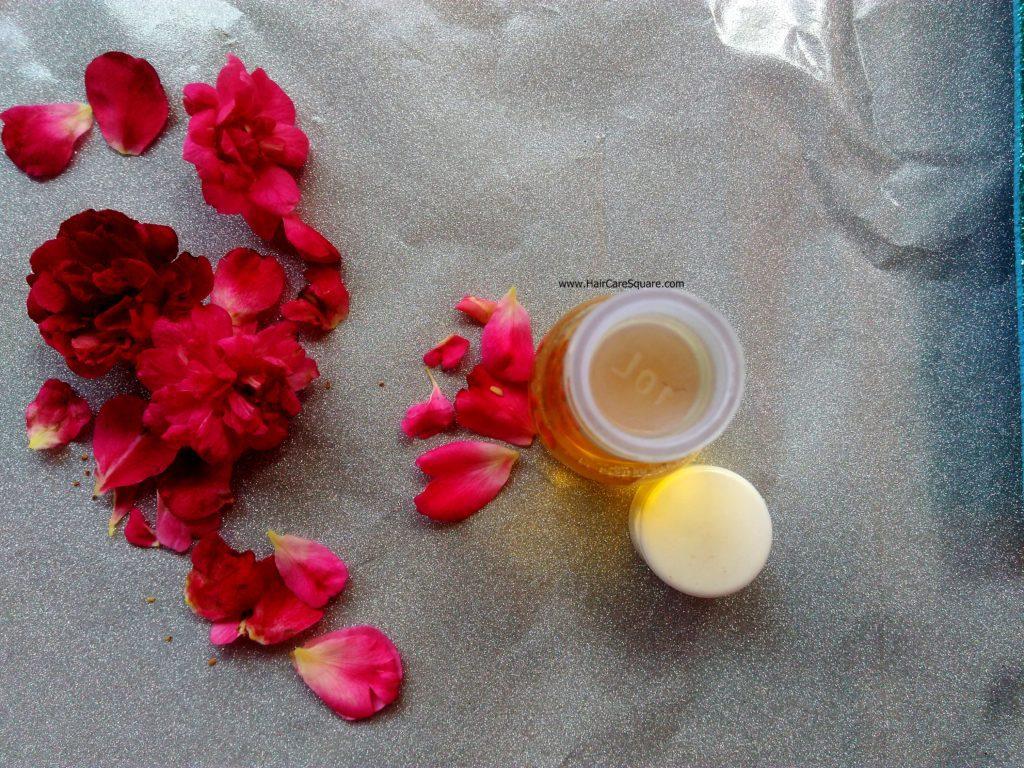 satthwa jojoba oil for hair review
