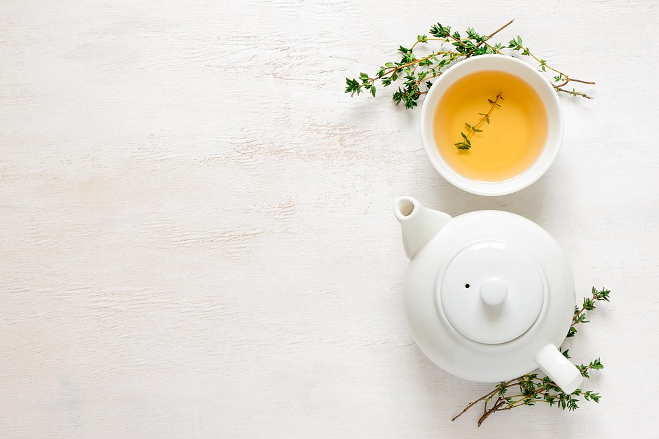 green tea for hair growth and hair loss