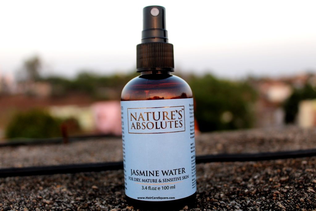 nature's absolutes jasmine water