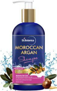 st botanica argan shampoo