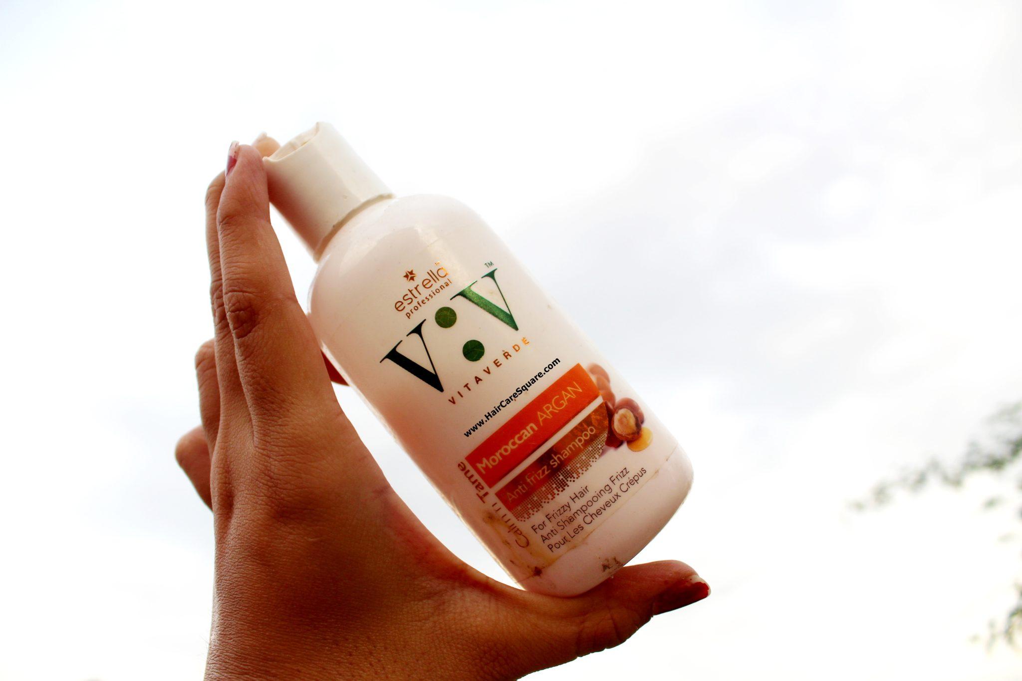 Estrella Professional vita verde Anti Frizz Shampoo