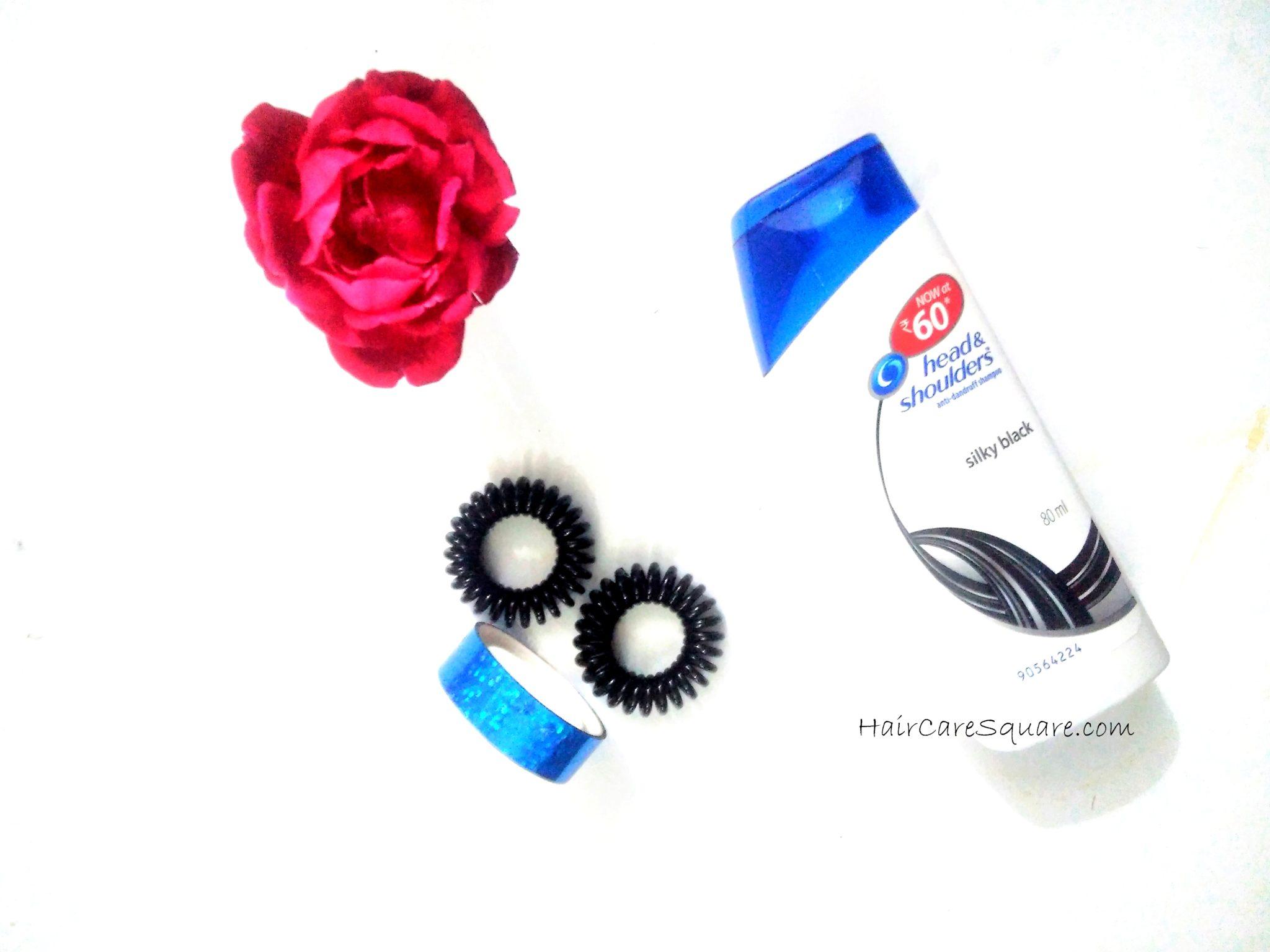 Head & Shoulders Silky Black Shampoo
