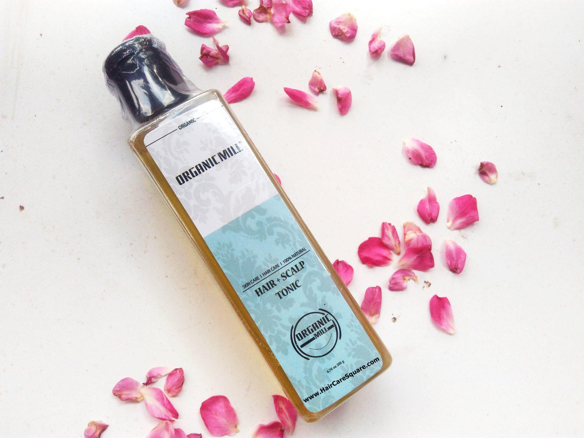 Organic Mill Hair+Scalp Tonic