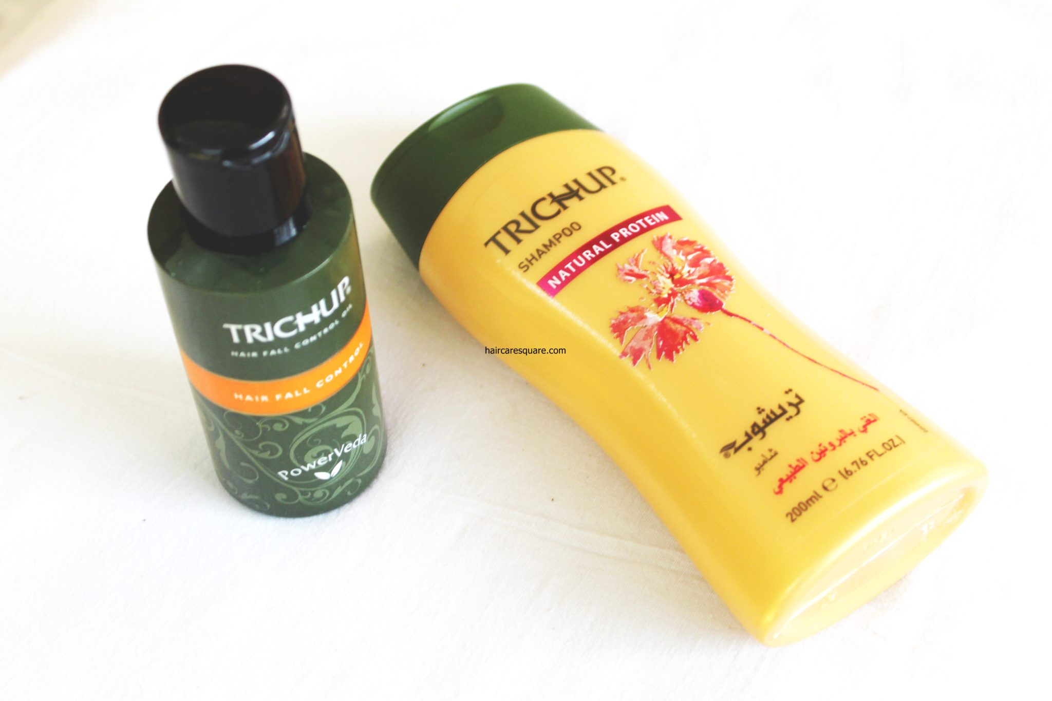 trichup shampoo review