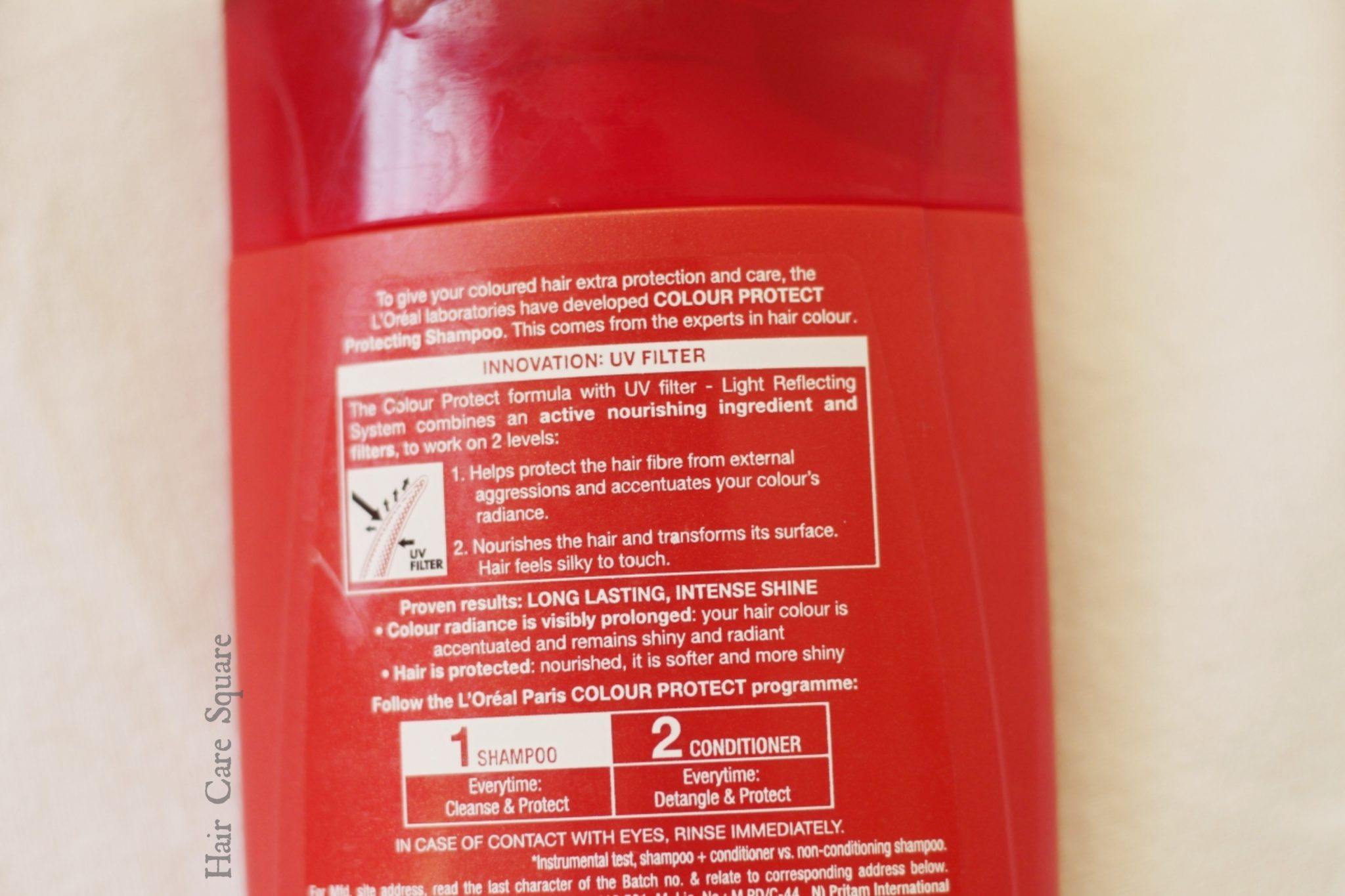 loreal paris color protect shampoo review